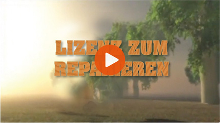 Animationsfilm 'Lizenz zum Reparieren'