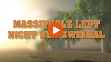 Animationsfilm 'Massivholz lebt nicht nur zweimal'