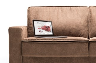 Sofas bequem online kaufen – first gestaltet Onlineshop für Schlafsofas.